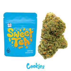 Sweet Tea Cookies Strain