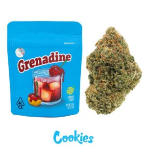 Grenadine Cookies