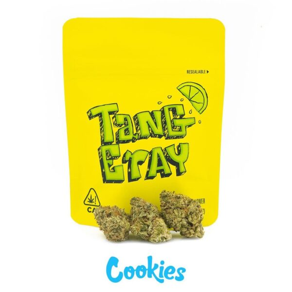 Tang Eray Lemonade Cookies